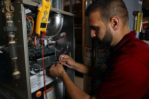 Furnace Repair in Lebanon, OH