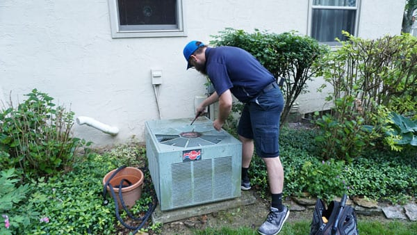 Heat Pump Installation in Lebanon, OH
