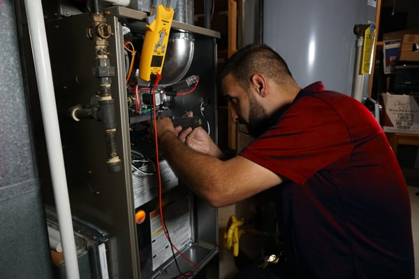 Heating Services in Lebanon, OH